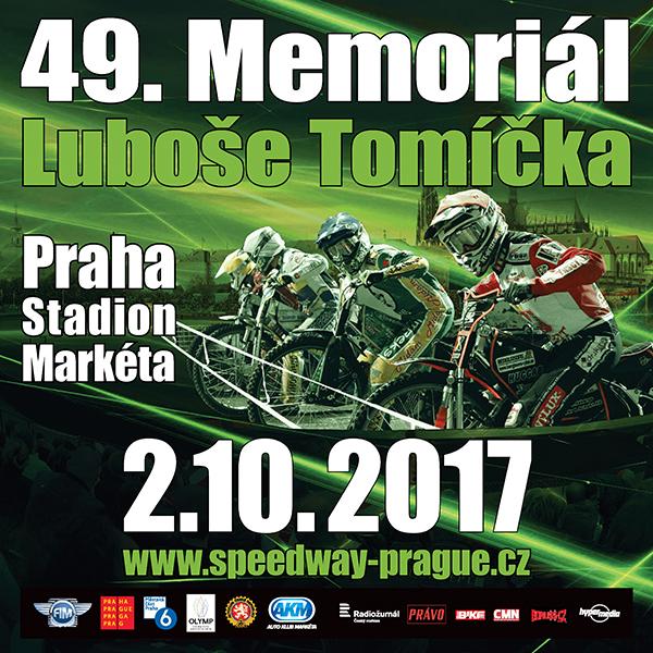 Už 49. Memoriál Luboše Tomíčka v Praze