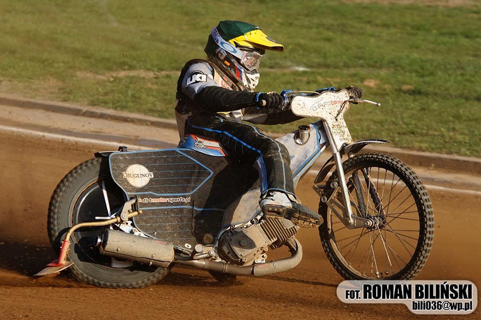 Čugunov vyhrál ve Vetlandě