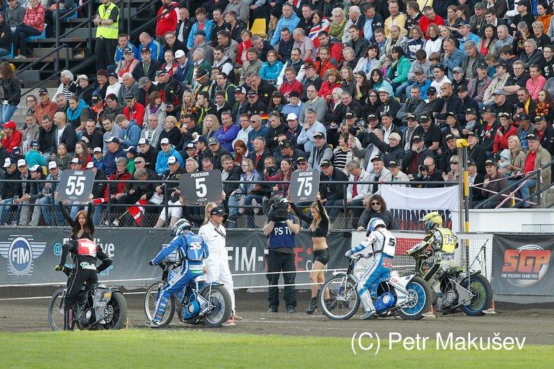 Speedway Grand Prix dorazilo do Prahy