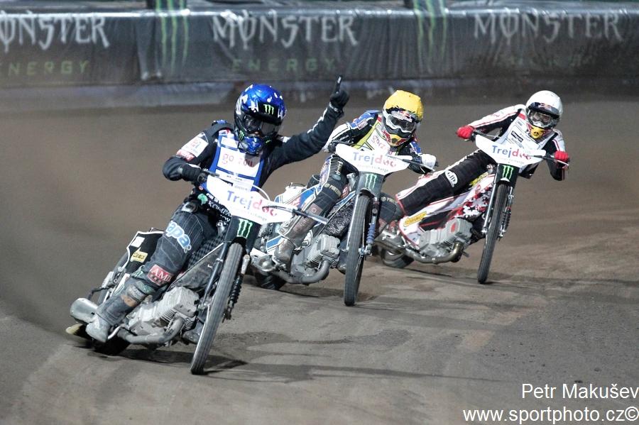Fotoreportáž Petr Makuševa z pražské Grand Prix