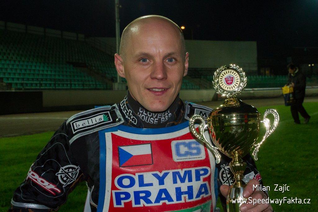 Josef Franc nejlepší v Prague Open